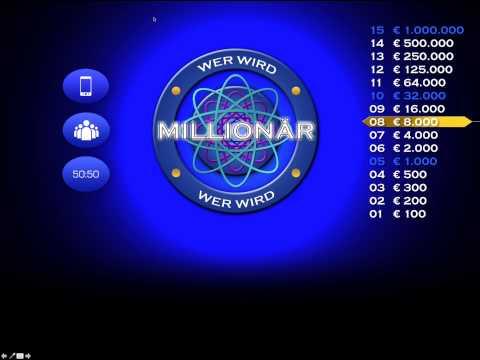 Spiel Erstellen Wer Wird Millionär Doovi