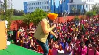 Singh Prabhjit Live Performance at PIET College,Patiala..