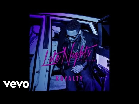 Jeremih - Royalty (Audio) ft. Future, Big Sean