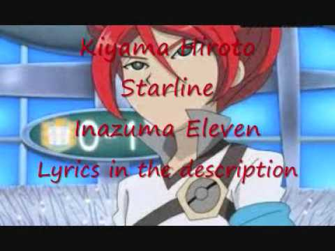Inazuma Eleven Kiyama Hiroto Starline