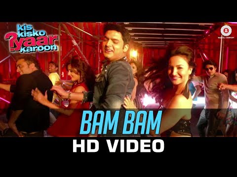 Bam Bam Video Song - Kis Kisko Pyaar Karoon