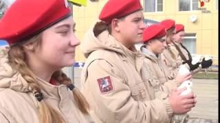 На открытии Аллеи памяти в Новопавловке состоялась закладка капсулы  с посланием для потомков