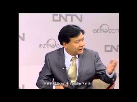 Crohn's disease  Ulcerative colitis  China CCTV interview