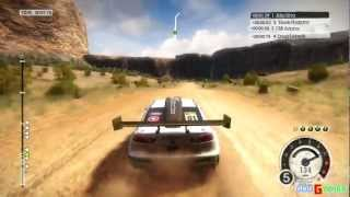 Dirt 2 Gameplay Xbox360 HD (GodGames Preview)