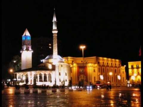 mosque... Tirana, Albania (Southeastern Europe)