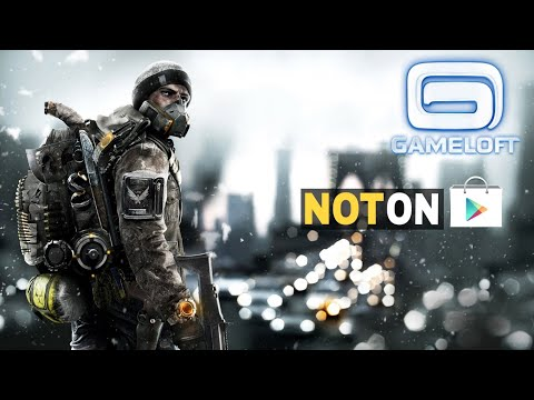 Top 5 Best Gameloft Games That Not Available At Play Store