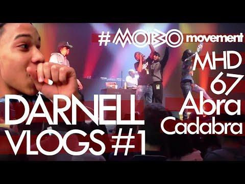MHD shutting down M.I.A. #MeltdownFest w/ Abra Cadabra + 67 | Darnell Vlogs #1 | #MOBOmovement