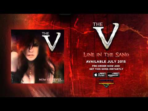 The V - Line in the Sand (Official Audio)