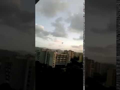 Venezuela Terror attack: New video of the attack