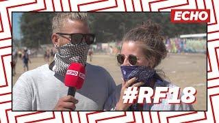 Tørke og urinstøv hærger på Roskilde Festival