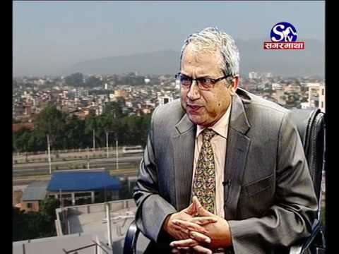 STV Chat With Arun Kumar Subedi