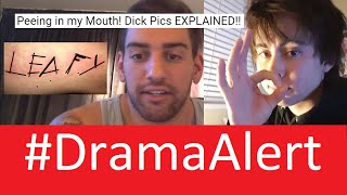 Leafy Fan CUTS! #DramaAlert Toby Turner HACKED! Joey Salads Peeing in Mouth EXPLAINED!