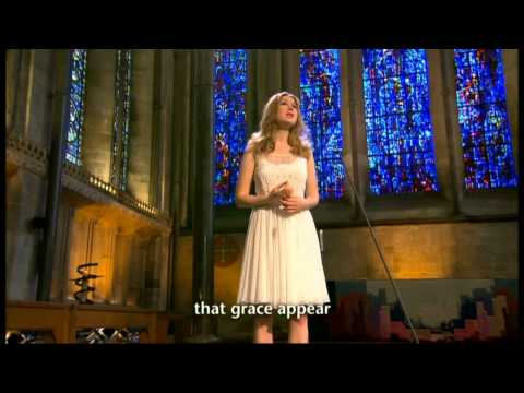 Hayley Westenra - Amazing Grace