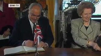 Helmut Kohl - der Kanzler der Einheit wird 80 | Politik Direkt