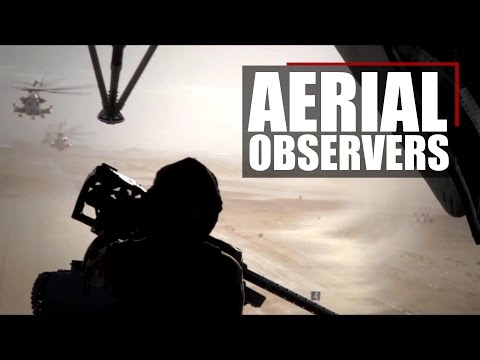 Eyes in the Skies | Aerial Observers