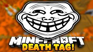 Minecraft DEATH TAG!