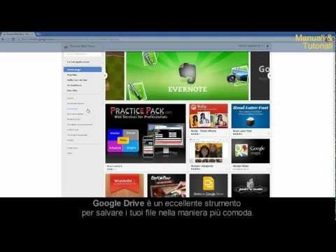 Come salvare i file su Google Drive con un...