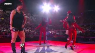 Dance Off: Brodus Clay vs Vickie Guerrero #04