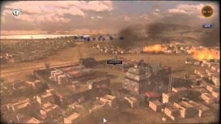 RUSE - PC | PS3 | Xbox 360 - Tunisia Theater Campaign official video game preview trailer HD