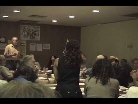 WBAI LSB Meeting September 9, 2009 Where Sledgehammer Is Displayed