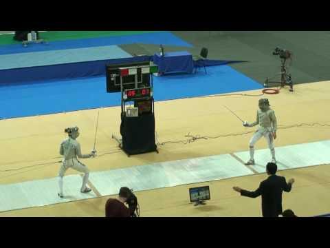 20100214 ws gp Moscow 64 yellow MARZOCCA Gioia ITA 15 vs BENKO Reka HUN 11 sd No