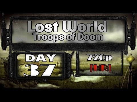 Lost World Troops of Doom - Day 37 [Доктор]