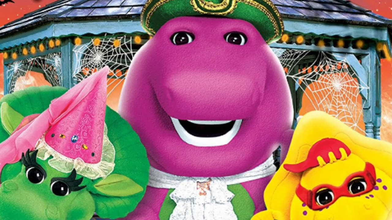 Barney and the backyard gang and the movie - YouTube