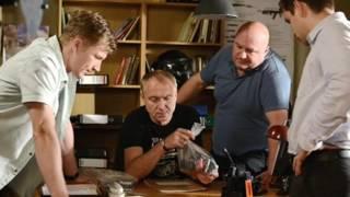 Московская борзая 13 серия, смотреть онлайн анонс  24 октября 2016 на канале Россия 1