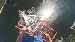 Шалені Карлсони - Кран в Запоріжжі 200м [как это было](, 2016-07-13T06:27:40.000Z)