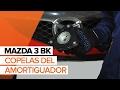 Cómo cambiar la copelas del amortiguador delantero en MAZDA 3 BK INSTRUCCIÓN | AUTODOC