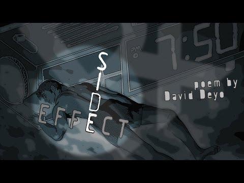"""Side Effect"" a poem by David Deyo"