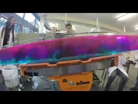 Kelvin-Helmholtz Instability Laboratory