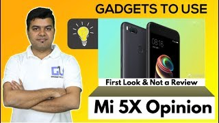 Xiaomi Mi 5x India Launch, Full Specs, Good, Bad, Launch Date India