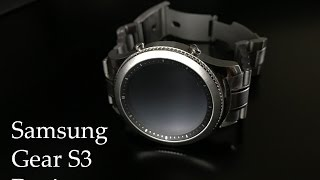 Samsung Gear S3 Classic - Final Review