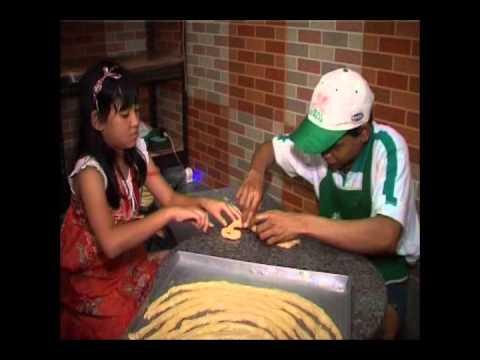 Gadrie Food - Roti Maryam - Lap Si Unyil - Trans 7.
