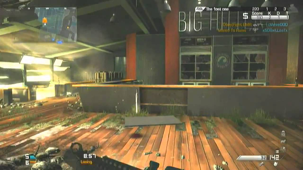 Call Of Duty GHOST Map Packs LEAKED! Dome Returns In Map Pack 1