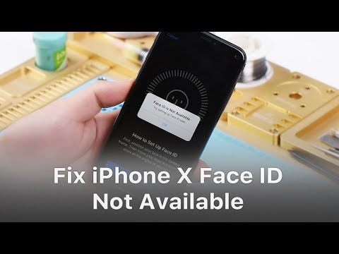 How To Fix IPhone X Face ID Not Available