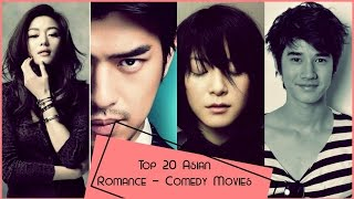 Video Top 20 Asian Romance  - Comedy Movies download MP3, 3GP, MP4, WEBM, AVI, FLV Juni 2018