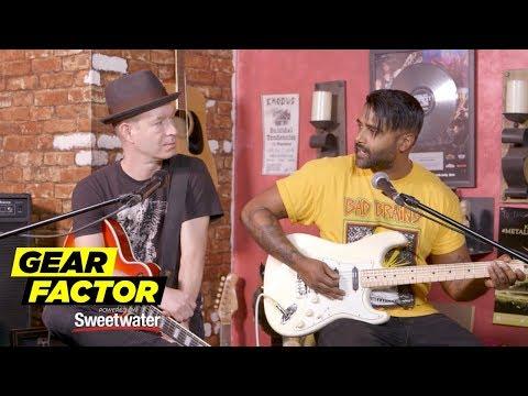 Sum 41 Play Their Favorite Guitar Solos