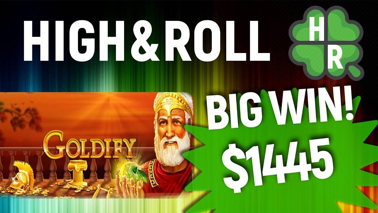 Play Goldify Slot Machine Online Igt Free Bonus Game Youtube