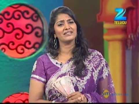Luckku Kickku - Indian Telugu Story - Jan. 19 '12 - Zee Telugu Tv Serial - Part - 2