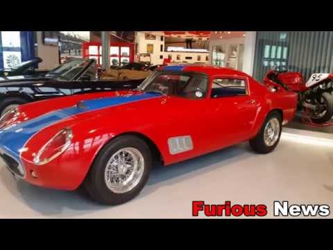 Joe Macari's Showroom - Ferrari 250 GT Berlinetta 'Tour de France'