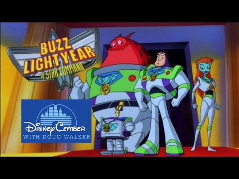 Buzz Lightyear of Star Command – Disneycember