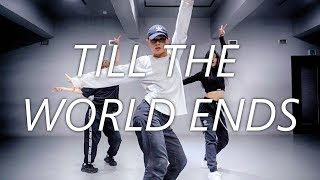 Britney Spears - Till the World Ends | DOYEON choreography