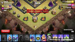 (Ger) Clash of Clans Live Cw Angriff
