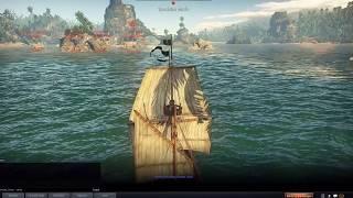 War Thunder meets Age of Sail April Fools 2016 Special