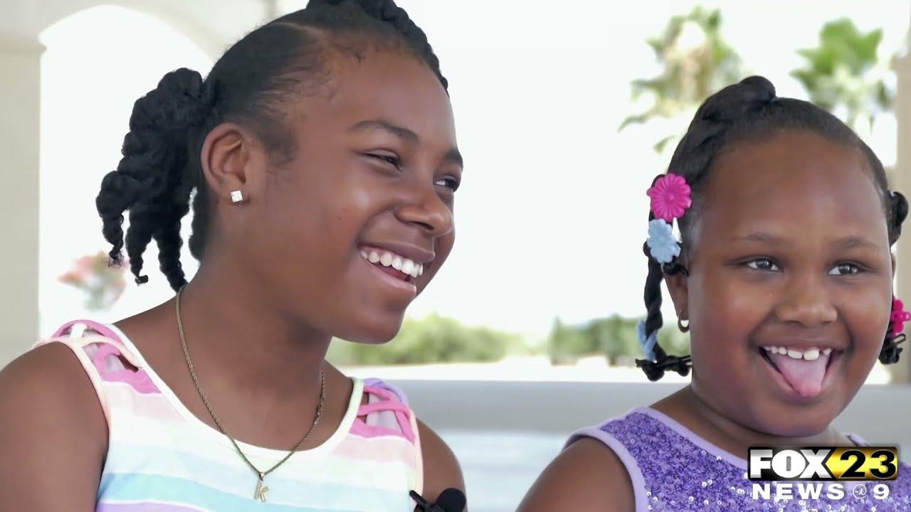 Grant Me Hope: Meet Kaylee and Carlee