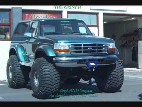 Chevy Trucks or Ford Broncos - YouTube