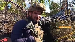 Ползучее наступление в зоне АТО - украинские военные приближаются к Донецку