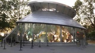 Sea Glass Carousel - Battery Park